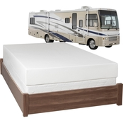 Snuggle Home 8 in. Memory Foam RV Mattress