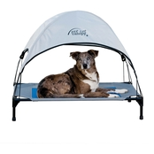 K&H Large Pet Cot Canopy Gray