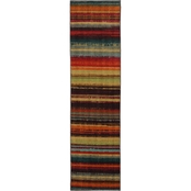 Mohawk Home Boho Stripe
