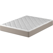 Snuggle Home 10 in. Quilted Foam Mattress