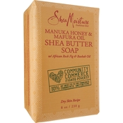 SheaMoisture Manuka Honey and Mafura Oil Shea Butter Soap
