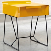 Sauder Soft Modern Side Table