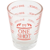 True Measured Shot Glass