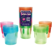 True Fabrications Neon Bomber Cups 20 pk.