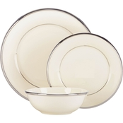 Lenox Solitaire 3 pc. Place Setting