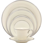 Lenox Solitaire 5 pc. Place Setting