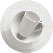 Lenox Entertain 365 Surface Round 4 pc. Place Setting