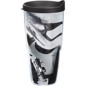 Tervis Tumblers 24 Oz. The Force Awakens Stormtrooper Splatter Tumbler