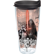Tervis Tumblers 24 Oz. The Force Awakens First Order Tumbler