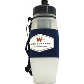 Wise Emergency Food Water Filtration 28 oz. Bottle Powered by Seychelle