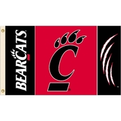 Annin Flagmakers NCAA Cincinnati Bearcats Flag