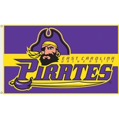 Annin Flagmakers NCAA East Carolina Pirates Flag