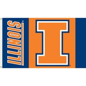 Annin Flagmakers NCAA Illinois Fighting Illini Flag