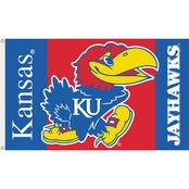 Annin Flagmakers NCAA Kansas Jayhawks Flag