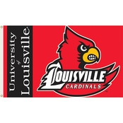 Annin Flagmakers NCAA Louisville Cardinals Flag