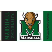 Annin Flagmakers NCAA Marshall Thundering Herd Flag