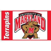 Annin Flagmakers NCAA Maryland Terrapins Flag