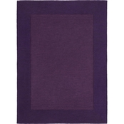 Surya Mystique Area Rug, Purple