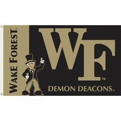 Annin Flagmakers NCAA Wake Forest Flag