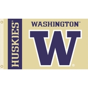 Annin Flagmakers NCAA Washington Huskies Flag