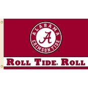 Annin Flagmakers NCAA Alabama Crimson Tide Flag