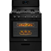 Whirlpool 5.1 Cu. Ft. Freestanding Gas Range with 5 Burners