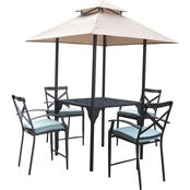 Courtyard Creations Blue River 5 Pc. Patio Set