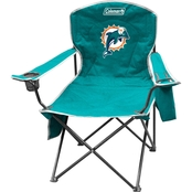Jarden Sports Licensing NFL Miami Dolphins Cooler Quad Chair