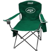 Jarden Sports Licensing NFL New York Jets Cooler Quad Chair