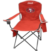 Jarden Sports Licensing NFL San Francisco 49ers Cooler Quad Chair