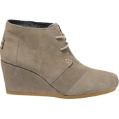 TOMS Women's Desert Wedge Boots