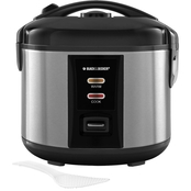 Black & Decker 12 Cup Rice Cooker
