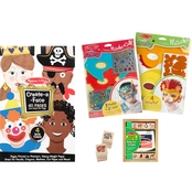 Melissa & Doug Lets Play Boy Arts and Crafts Bundle