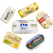 The Gourmet Market European Butter Assortment Gift Basket