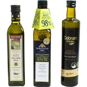 The Gourmet Market Extra Virgin Olive Oil Estate Collection