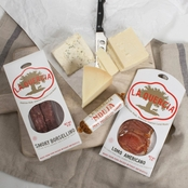The Gourmet Market The Iowa Cheese and Charcuterie Assortment