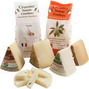 The Gourmet Market Tuscan Pecorino Collection Gift Basket