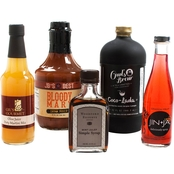 The Gourmet Market Bartender's Cocktail Mixer Collection