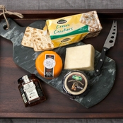 The Gourmet Market Whiskey Cheese Assortment