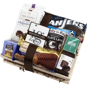 The Gourmet Market Chocolate Dessert Gift Crate