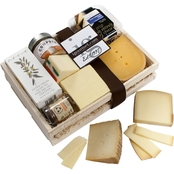 The Gourmet Market Extra Sharp Cheese Gift Crate