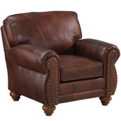 Best Home Furnishings Osmond Leather Match Chair