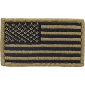 American Flag Forward Patch with Velcro (OCP)