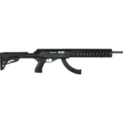 CZ 512 Tactical 22 WMR 16.5 in. Barrel 10 Rds Rifle Black