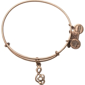 Alex And Ani Sweet Melody Charm Bangle