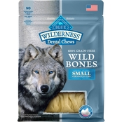 Blue Buffalo Wilderness Wild Bones Dental Chews, Small