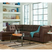Benchcraft Maier 2 Pc. Sectional Sofa with Left Corner Chaise