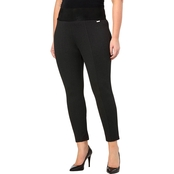 Calvin Klein Plus Size Wide West Skinny Pants
