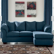 Signature Design By Ashley Darcy Sofa Chaise