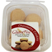 Gluten Free Palace 2 oz. Chocolotta Cookies mini 3 pk.